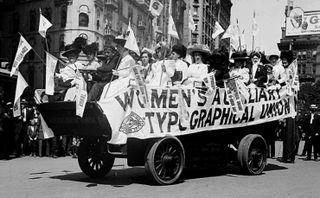 Womens auxillary